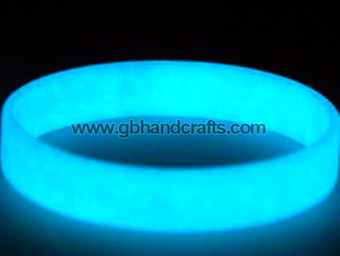 Glow in the dark silicone-GBW 123
