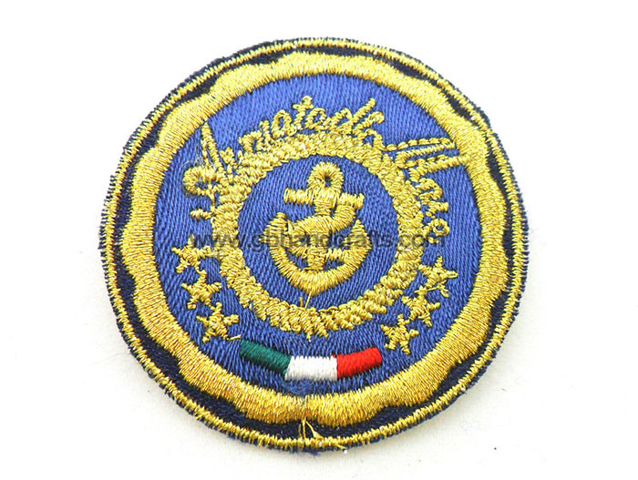1861 -  iron on patch